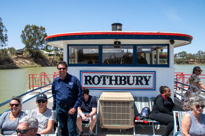 Murray River Paddleboat