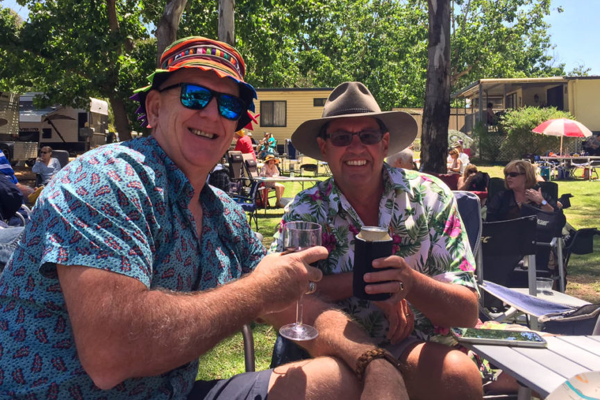 Buronga Cup Day joy