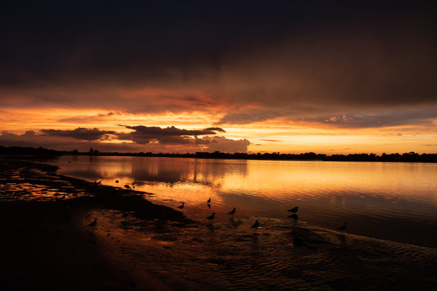 Barwon River Sunset